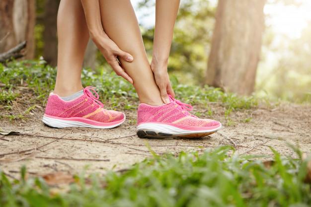 Traumi sportivi: come recuperare da una distorsione alla caviglia